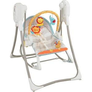 BALANCELLE FISHER-PRICE - Balancelle Évolutive 3 en 1
