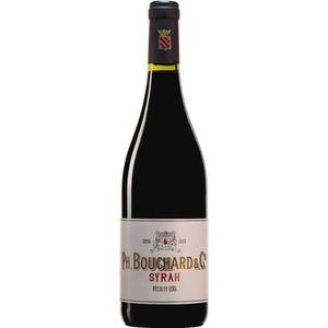 VIN ROUGE Philippe Bouchard 2018 Syrah - Vin rouge du Langue