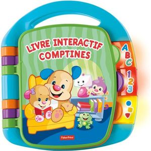 Vtech Baby Do Re Mi Super Livre Enchante Rose Achat