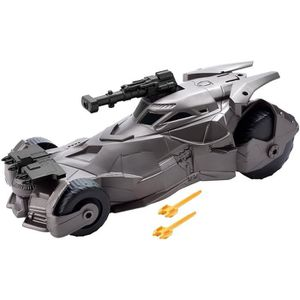 FIGURINE - PERSONNAGE JUSTICE LEAGUE - Batmobile 30 Cm