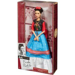 POUPÉE BARBIE - Woa Frida Kahlo
