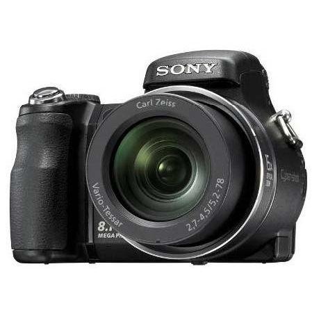 APPAREIL PHOTO BRIDGE SONY DSC-H9 Black