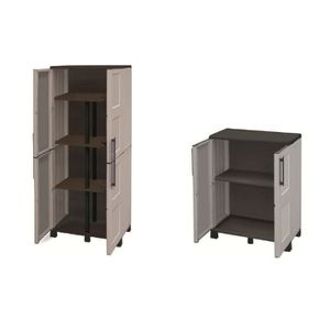 meuble de rangement balai achat vente meuble de. Black Bedroom Furniture Sets. Home Design Ideas
