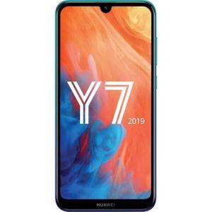 SMARTPHONE HUAWEI Y7 2019 Bleu Saphir 32 Go