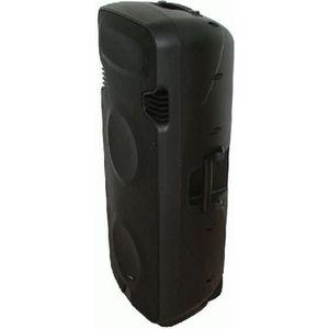 ENCEINTE ET RETOUR IBIZA PORT238VHF-BT Système sono portable 1000W Bl