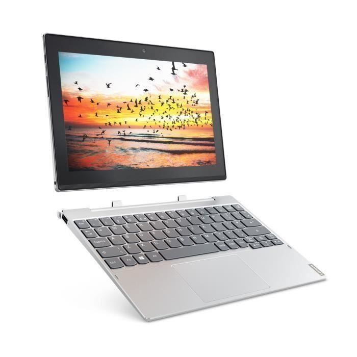 "TABLETTE TACTILE LENOVO Tablette Tactile Miix 320-10ICR 10,1"" HD -"