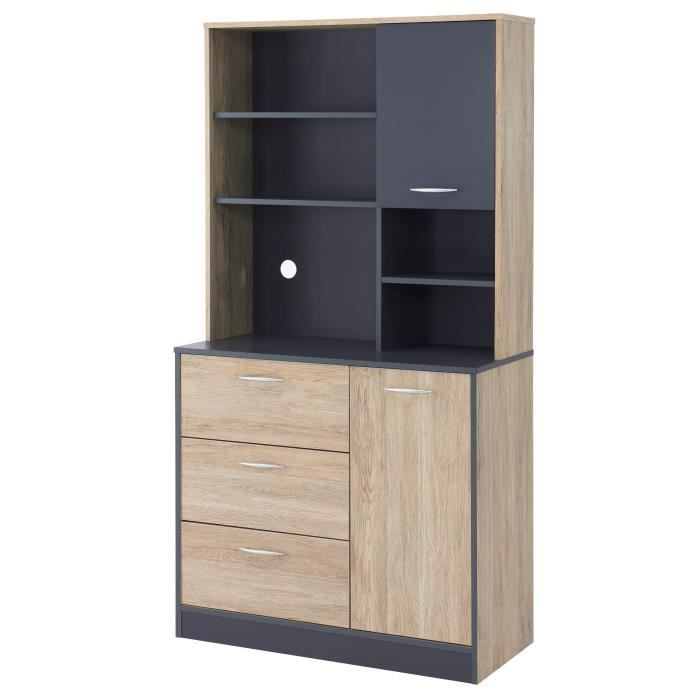 buffet de cuisine achat vente buffet de cuisine pas. Black Bedroom Furniture Sets. Home Design Ideas