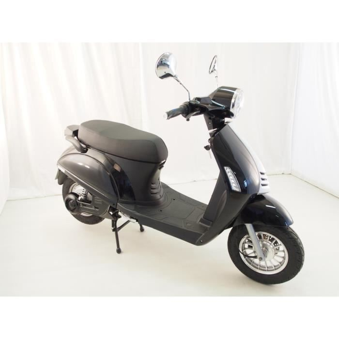 vastro scooter 50 ohm electrique noir 2000w achat vente scooter vastro 50 ohm electrique. Black Bedroom Furniture Sets. Home Design Ideas