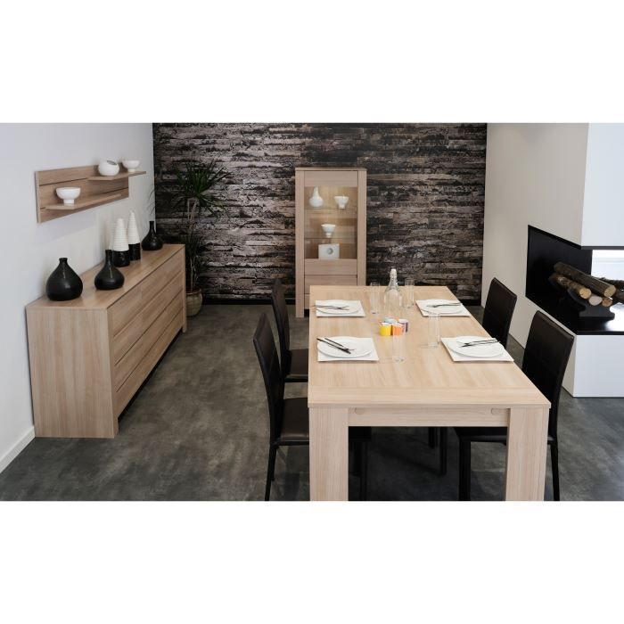 d coration buffet salle a manger. Black Bedroom Furniture Sets. Home Design Ideas