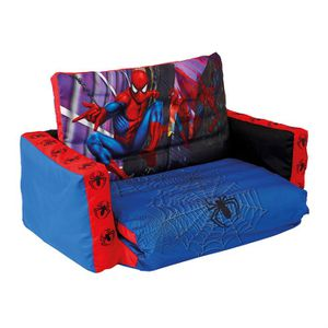 canap tween spiderman achat vente fauteuil canap. Black Bedroom Furniture Sets. Home Design Ideas
