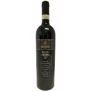 VIN ROUGE Domaine Beni Di Batasiolo 2015 Barolo - Vin rouge
