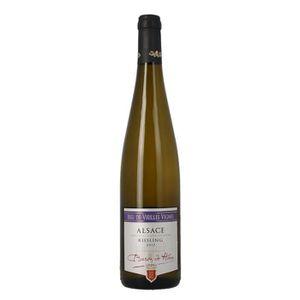 VIN BLANC Baron de Hoen 2017 Riesling Vieilles Vignes - Vin