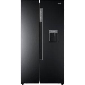 RÉFRIGÉRATEUR AMÉRICAIN HAIER HRF-522IB6 -  Réfrigérateur américain - 500