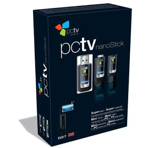 TUNER TV EXTERNE PCTV Microstick HD 79e