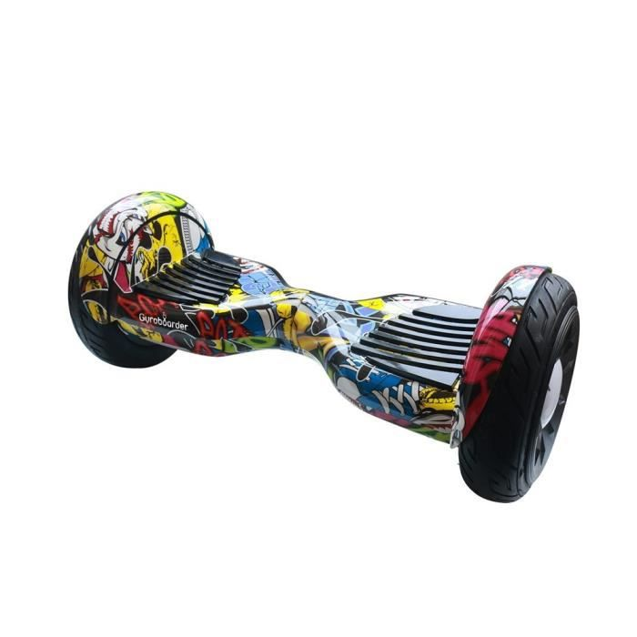 hoverboard tout terrain achat vente hoverboard tout terrain pas cher cdiscount. Black Bedroom Furniture Sets. Home Design Ideas