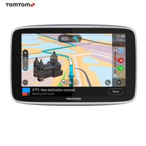 GPS AUTO TOM TOM Gps - GO PREMIUM 6 Pouces connecté cartogr