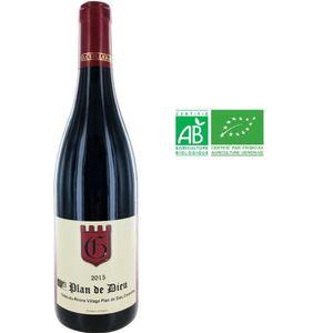VIN ROUGE Olivier Cuilleras 2015 Plan de Dieu - Vin rouge de