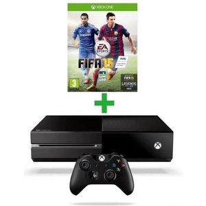 XBOX One + FIFA 15 + Max : The Curse of Brotherhood