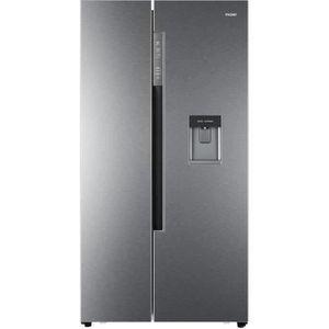RÉFRIGÉRATEUR AMÉRICAIN HAIER HRF-522IG6 - Réfrigérateur Américain - 500L