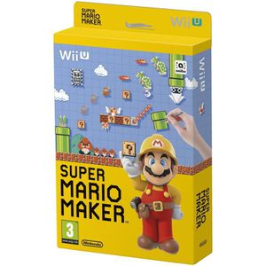 JEU WII U Super Mario Maker Jeu Wii U