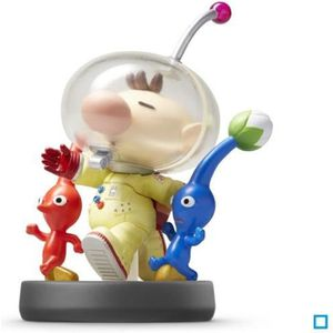 FIGURINE DE JEU Figurine Amiibo Olimar & Pikmin Collection Super S