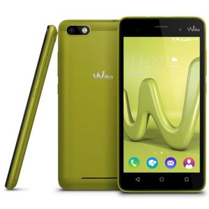 SMARTPHONE Wiko Lenny 3 Lime