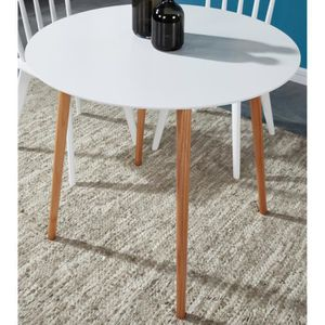 Table ronde 4 chaises achat vente table ronde 4 for Table ronde 4 personnes