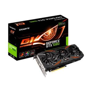CARTE GRAPHIQUE INTERNE Gigabyte Carte graphique GeForce® GTX 1080 G1 Gami