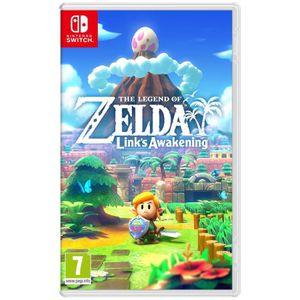 JEU NINTENDO SWITCH The Legend of Zelda : Link's Awakening Jeu Switch