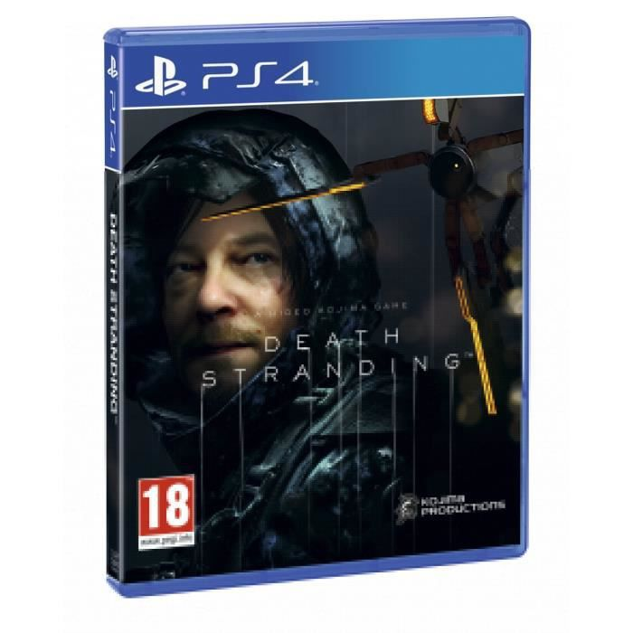 JEU PS4 Death Stranding Jeu PS4