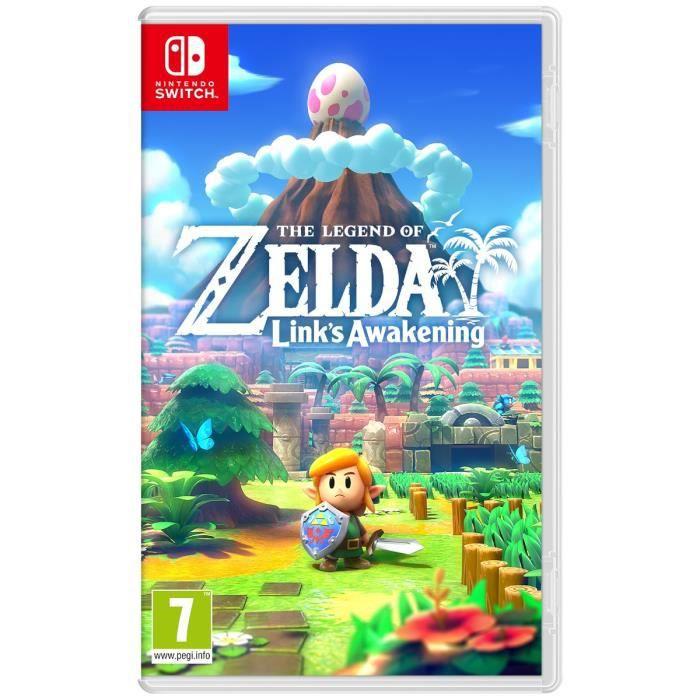The Legend of Zelda : Link's Awakening Jeu Switch