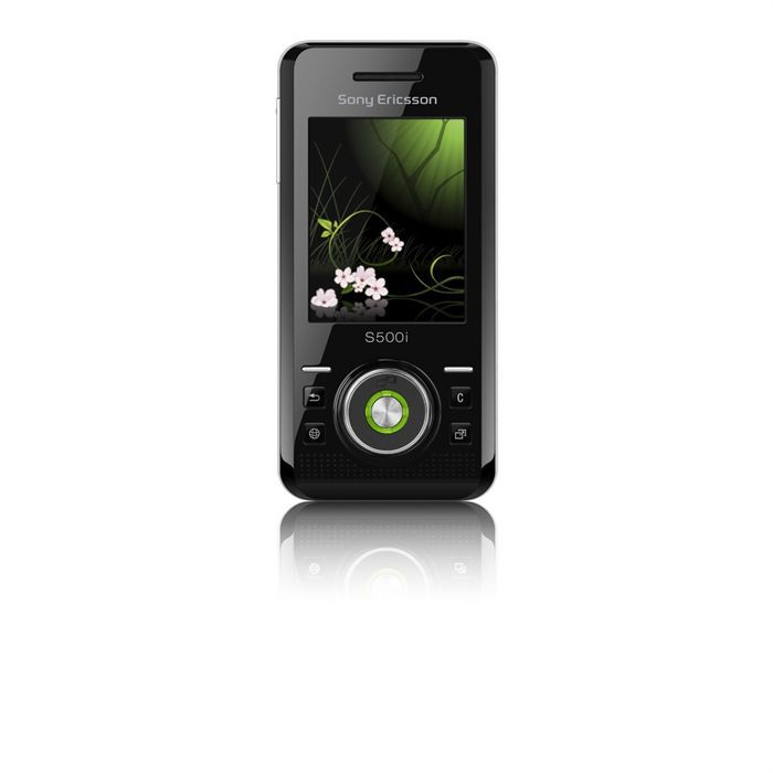 sony ericsson s500i achat t l phone portable pas cher. Black Bedroom Furniture Sets. Home Design Ideas