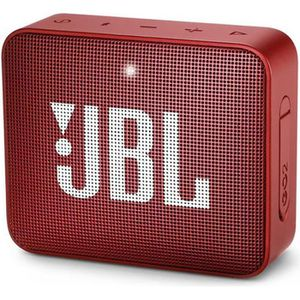 ENCEINTE NOMADE JBL GO2RED Mini enceinte portable Bluetooth étanch