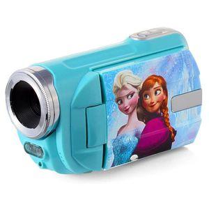 APPAREIL PHOTO ENFANT LA REINE DES NEIGES Camera enfant Camescope
