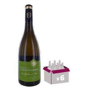 VIN BLANC Au Rythme du Vent 2017 Pays d'Oc Bio - Vin blanc d