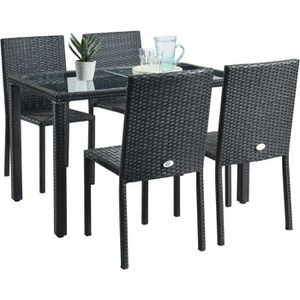 Table de jardin largeur 70 cm