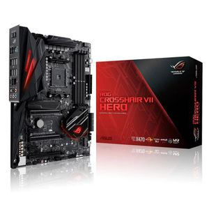 CARTE MÈRE ASUS Carte Mère ROG CROSSHAIR VII HERO - Socket AM