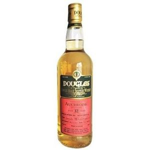 WHISKY BOURBON SCOTCH Whisky AUCHROISK Speyside 12 ans d'âge - 70 cl - 4