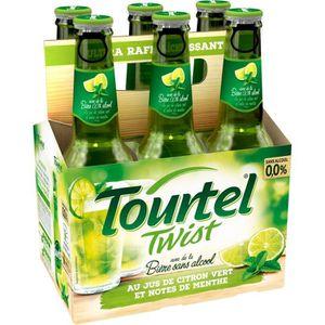 BIÈRE Tourtel Twist - Bière sans alcool 6x27,5cl 0°