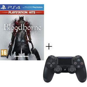 MANETTE JEUX VIDÉO Pack Playstation : Manette PS4 + Voucher Fortnite