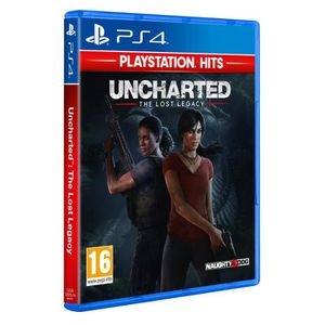JEU PS4 Uncharted: The Lost Legacy PlayStation Hits Jeu PS
