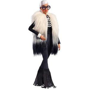 POUPÉE BARBIE - Barbie Stylisée par Iris Apfel - Veste Fo