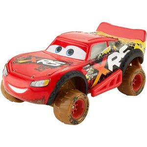 VOITURE - CAMION CARS XRS Mud Racing Véhicule Flash McQueen - Petit
