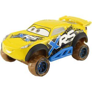 VOITURE - CAMION CARS XRS Mud Racing Véhicule Cruz Ramirez - Petite