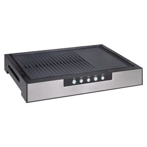 PLANCHA DE TABLE KITCHEN CHEF Plancha-grill de table MB-G08