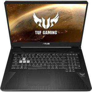 ORDINATEUR PORTABLE PC portable gamer - ASUS TUF765GE-EV157 - 17,3