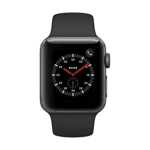MONTRE CONNECTÉE Apple Watch Series 3 GPS + Cellular, 38mm Boîtier