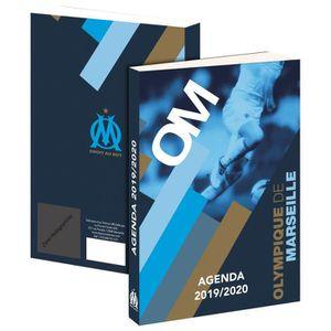 AGENDA - ORGANISEUR OLYMPIQUE DE MARSEILLE Agenda Scolaire 2019-2020 1