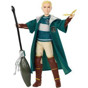 POUPÉE HARRY POTTER - Poupée Quidditch Drago Malefoy - Po