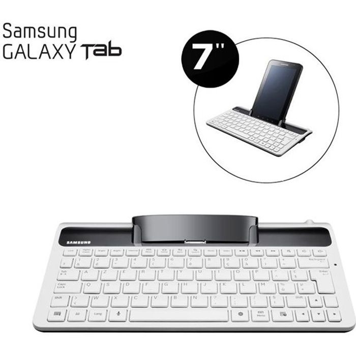 tablette samsung avec clavier. Black Bedroom Furniture Sets. Home Design Ideas